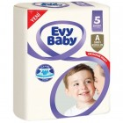 Evy Baby Bebek Bezi Jumbo Junior 5 Beden 30 lu