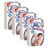 Evy Baby Bebek Bezi Jumbo Maxi Plus 4+ Beden 38 li x 4 Adet
