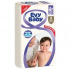Evy Baby Bebek Bezi Jumbo Maxi Plus 4+ Beden 38 li