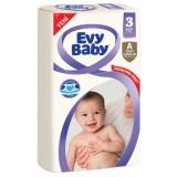 Evy Baby Bebek Bezi Jumbo Midi 3 Beden 45 li