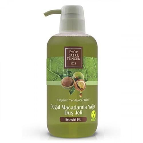 Eyüp Sabri Tuncer Duş Jeli Macadamia Yağı 600 ml