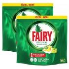 Fairy Hepsi Bir Arada Limonlu Bulaşık Makinesi Tableti 100 lü x 2 Adet