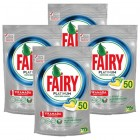 Fairy Platinum Bulaşık Makinesi Deterjanı Kapsülü 50 li x 4 Adet