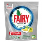 Fairy Platinum Bulaşık Makinesi Kapsülü 26 Yıkama