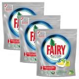 Fairy Platinum Bulaşık Makinesi Kapsülü 26 lı x 3 Adet