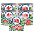 Fairy Platinum Plus Bulaşık Makinesi Tableti 13 lü x 5 Adet