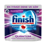 Finish Quantum Bulaşık Makinesi Tableti 24 lü