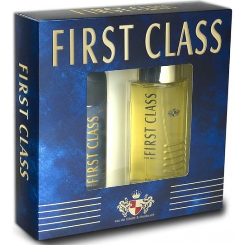 First Class EDT Erkek Parfüm 100 ml + Deodorant 150 ml