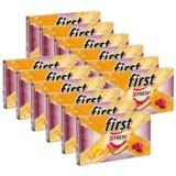 First Sensations X-Fresh Ahududu Limon Aromalı Sakız 27 gr x 12 Adet