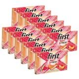 First Sensations X-Fresh Şeftali Karpuz Aromalı Sakız 27 gr x 12 Adet