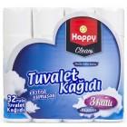 Happy Clean 3 Katlı Tuvalet Kağıdı 32 li