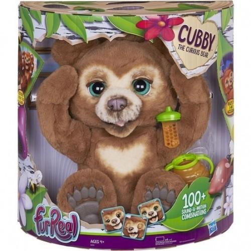 Hasbro Furreal Sevimli Ayım Cubby E4591