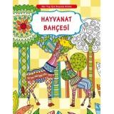 Her Yaş İçin Boyama Kitabı - Hayvanat Bahçesi - Kolektif