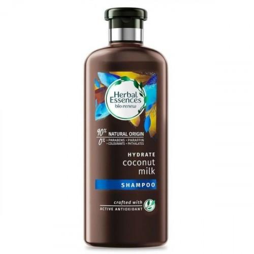 Herbal Essences Hindistan Cevizi Sütü Nemlendirici Şampuan 400 ml