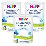 Hipp 1 Organik Bebek Sütü Combiotic 900 gr x 3 Adet