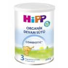 Hipp 3 Organic Combiotic Devam Sütü 350 gr