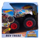 Hot Wheels Monster Trucks 1:43 Çek Bırak Arabalar FYJ74