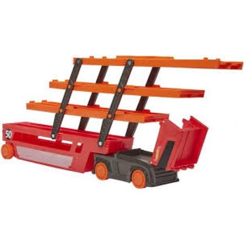 Hot Wheels Mega Tır GHR48 (Kırmızı ve Turuncu)