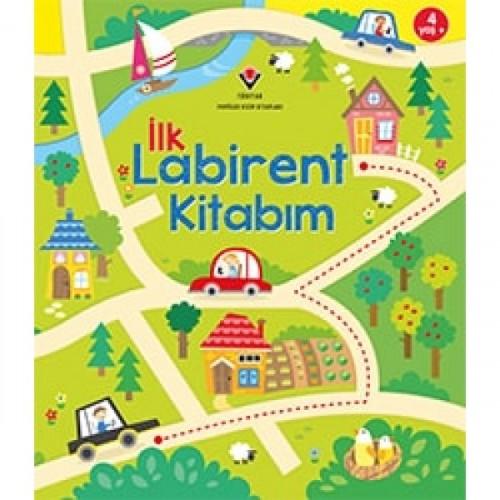 İlk Labirent Kitabım - Kirsteen Robson