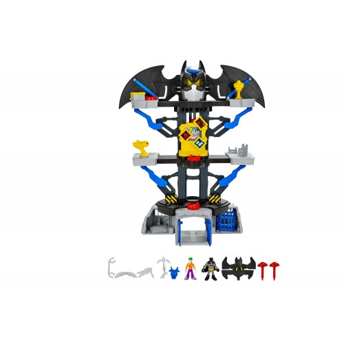 Imaginext DC Super Friends 2'si 1 Arada Transforming CHH91