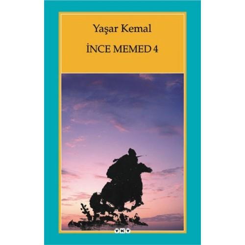 İnce Memed - 4 - Yaşar Kemal