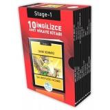 İngilizce Hikaye Seti - Stage 1 (10 Kitap Takım) - Kolektif