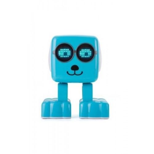 Inovya Akıllı Kup Bluetooth Hoparlor Robot Mavi
