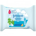 Johnson's Baby Islak Havlu Saf Koruma 25 li
