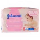 Johnsons Baby Islak Mendil Hassas 3 lü Paket (168 Yaprak)