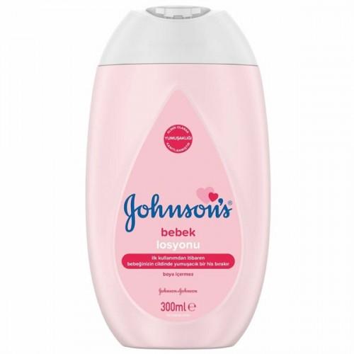Johnsons Bebek Losyonu 300 ml