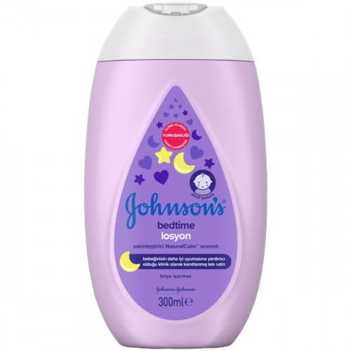 Johnsons Baby Losyon Bedtime 300 ml