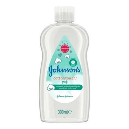 Johnsons Cotton Touch Bebek Yağı 300 ml