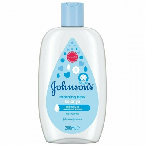 Johnsons Kolonya Morning Dew 200 ml