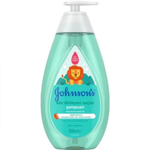 Johnsons Kremli Şampuan Söz Dinleyen Saçlar Serisi 500 ml