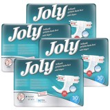 Joly Belbantlı Yetişkin Hasta Bezi Orta 30 lu x 4 Adet