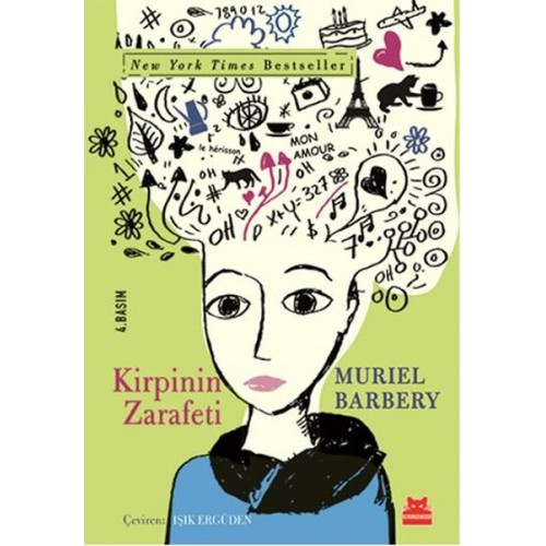 Kirpinin Zarafeti - Muriel Barbery