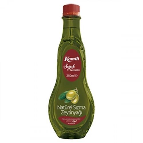 Komili Zeytinyağı Natürel Sızma 250 ml