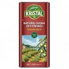 Kristal Natürel Sızma Zeytinyağı Dolgun Güçlü Teneke 4 lt