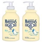 Le Petit Marseillais Sıvı Sabun Süt 300 ml x 2 Adet