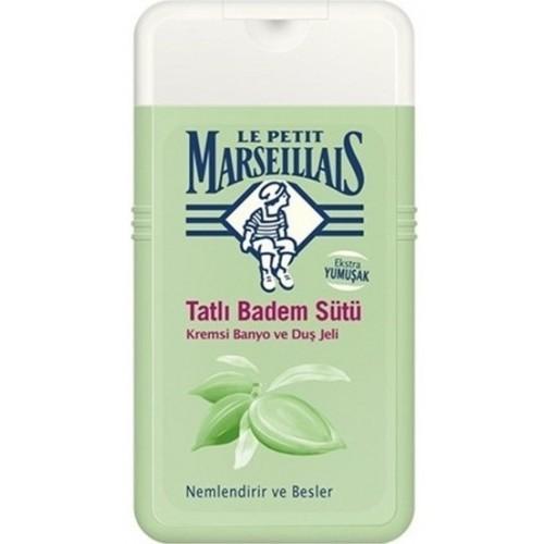 Le Petit Marseillais Tatlı Badem Duş Jeli 250 ml