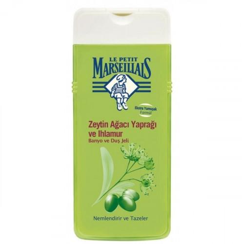 Le Petit Marseillais Zeytin Ağacı Yaprağı & Ihlamur Duş Jeli 650 ml
