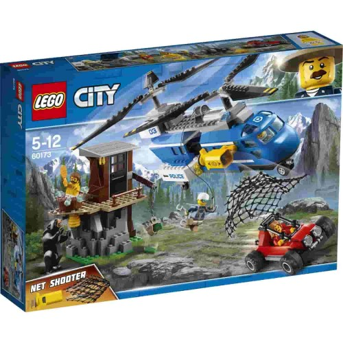 Lego City Polis Mountain Arrest 60173