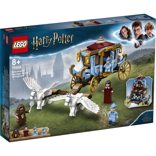 Lego Harry Potter Beauxbatons Arabası 75958