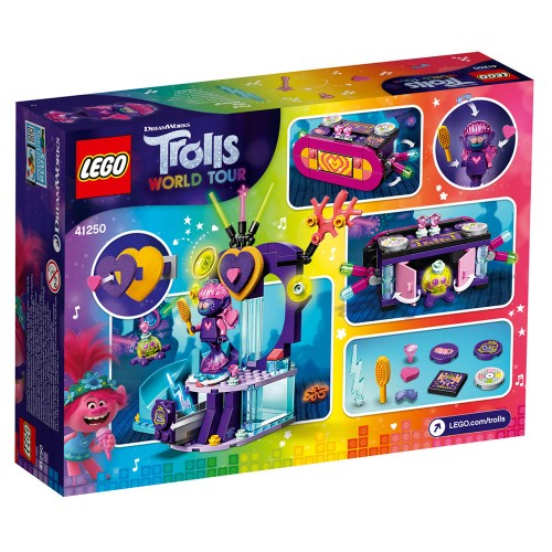 LEGO Trolls Tekno Resif Dans Partisi V29 41250