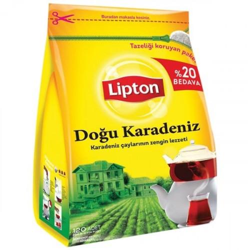 Lipton Demlik Poşet Çay Doğu Karadeniz 120 Adet
