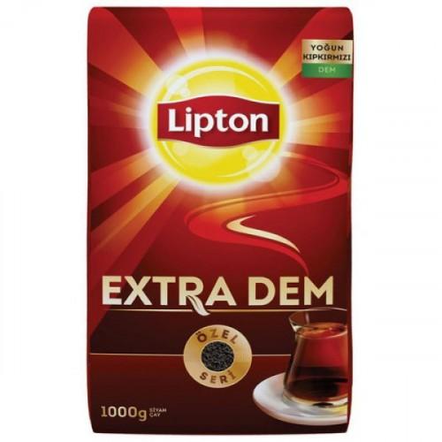 Lipton Dökme Çay Extra Dem 1000 gr