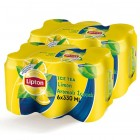 Lipton Ice Tea Limon Kutu 330 ml x 12 Adet