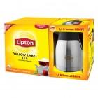 Lipton Yellow Label Poşet Çay 1000li (Termos Hediye)
