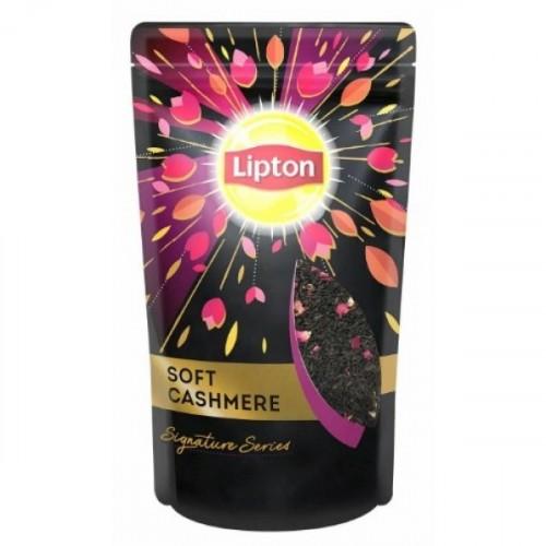Lipton Signature Series Soft Cashmere Siyah Dökme Çay 125 gr