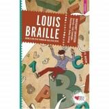 Louis Braille: Görmezlerin Kitap Okumasını Sağlayan Çocuk - Margaret Davidson